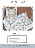For you quilt - pdf návod